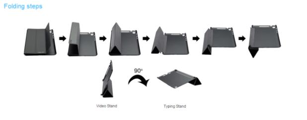 Folding Stand