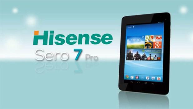 Hisense Sero7 Pro