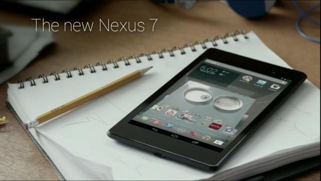 New Nexus 7 - Pic