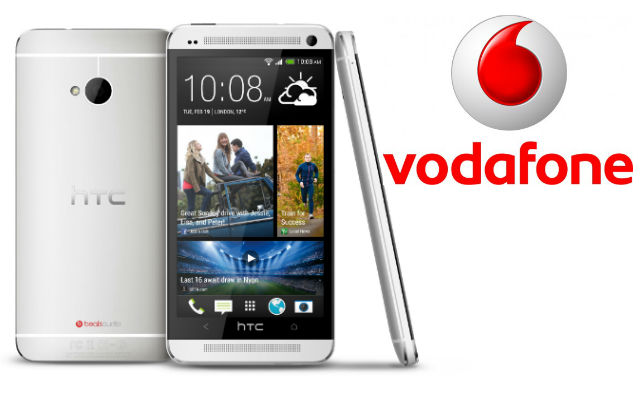 HTC One Vodafone