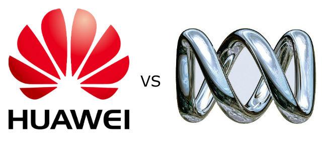 Huawei vs ABC