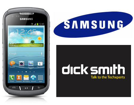 Samsung Galaxy XCover2 Dick Smith