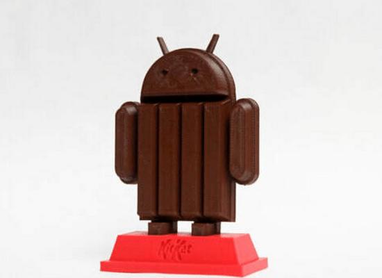 3D Printed KitKat
