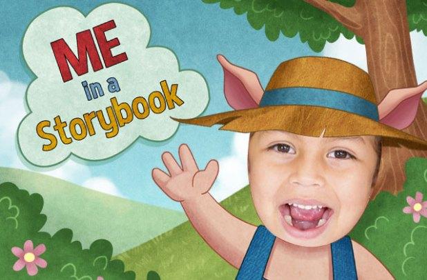 MeInaStorybook