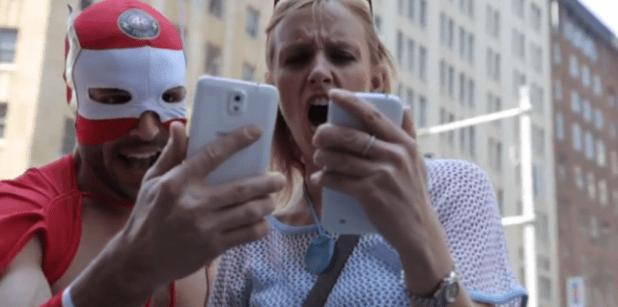 Vodafone Fasterest Challenge