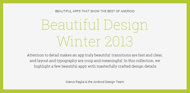 _Beautiful design collection header