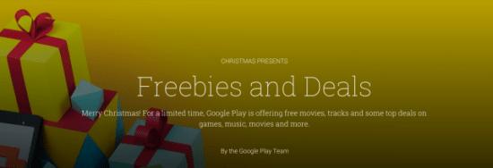 Merry Christmas Google Play