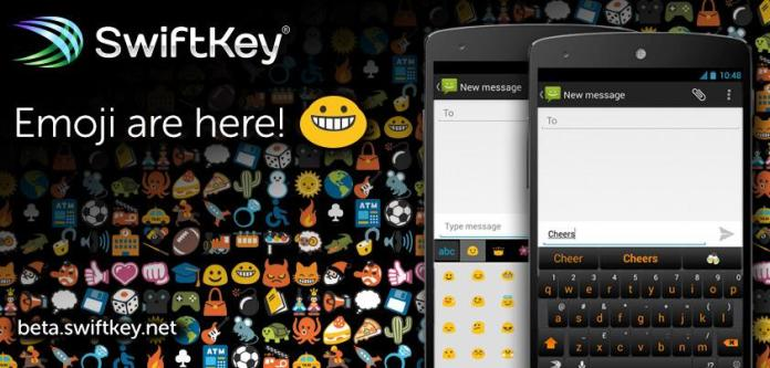 Swiftkey Emoji Beta