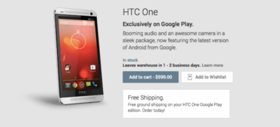 Android 4 4 2 rolling out to HTC One Google Play Edition