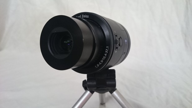 Sony QX100 Lens-Style camera — Review