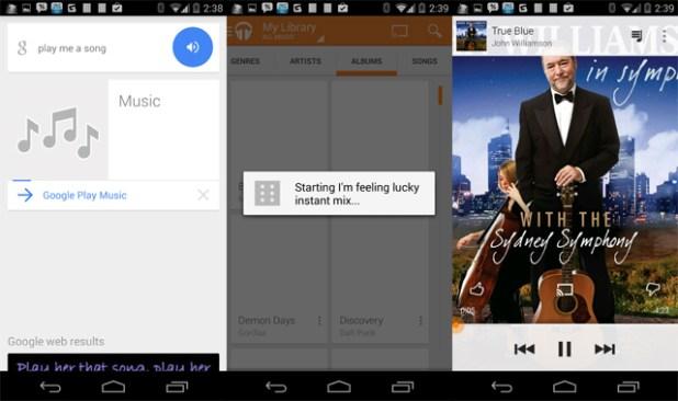 Ok Google Play Me A Song