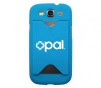 Blue Galaxy S3 Opal Cover