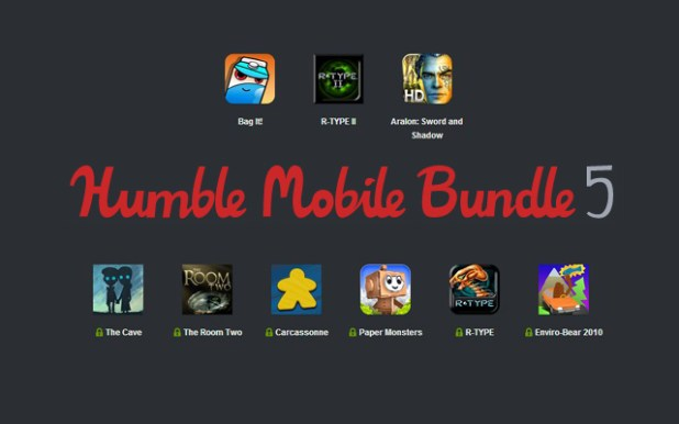 Humble Mobile Bundle 5