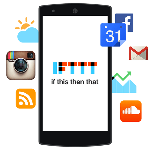 IFTTT Android Launch