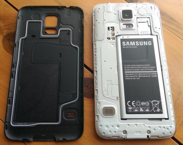 Rear Case (Open)