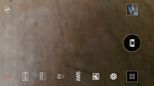 Sense 6 Camera UI 2