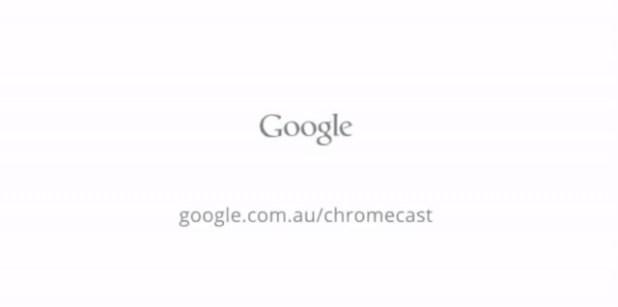 Google Chromecast Australia