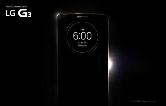 LG G3 Countdown