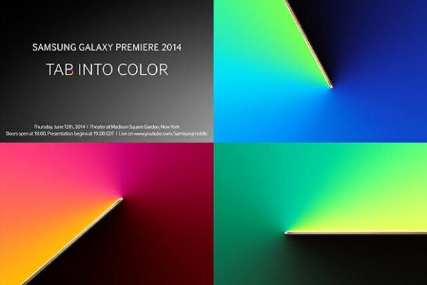 Samsung Galaxy Tab Event