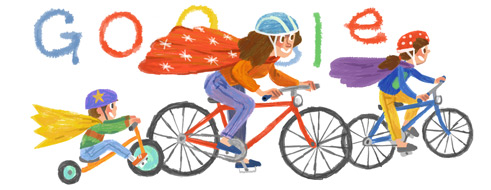 Mothers Day Google Doodle