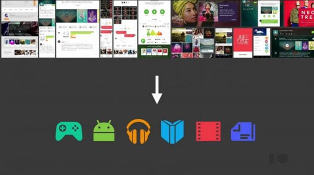 Google Play Material Design