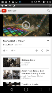 Mario Kart YouTube Trailer