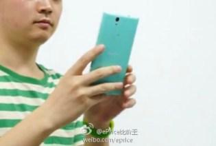 Xperia C3 Weibo 2