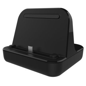 HTC One Mini M4 Dock Charging Station Cradle Charger fits Case