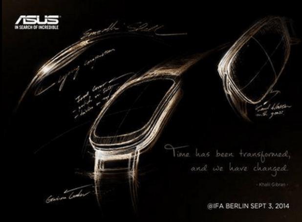 Asus - 2nd Smartwatch teaser