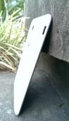 left hand side - MicroSD card slot