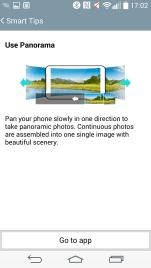 Smart Tips - Panorama