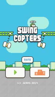 Swing Copters screenshot 3