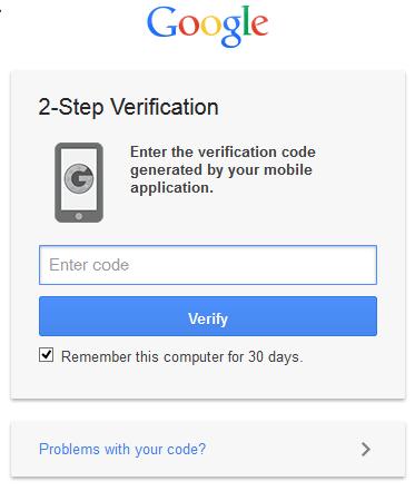 Code Entry