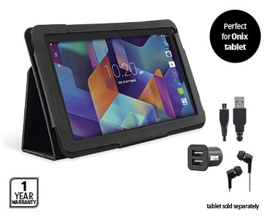 Onix Tablet Accessory Kit