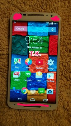 TK Tech News - Moto X+1 Front