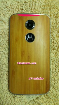 TK Tech News - Moto X+1 Rear