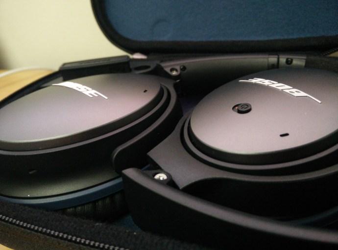 Bose QC 25 in Box