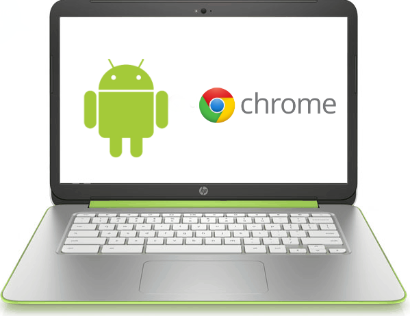 Android on ChromeOS
