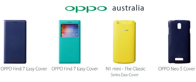 Oppo Covers