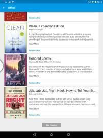 Nexus 9 - Books (Free Content Offer 3)