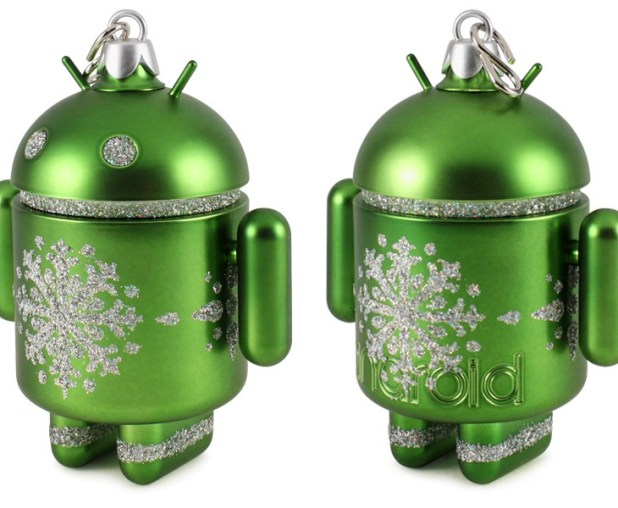Android_HolidayOrnamental_Green_3Quarter_800