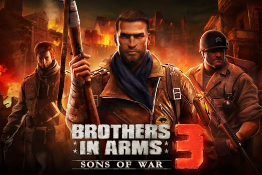 Brothers In Arms - Sons of War