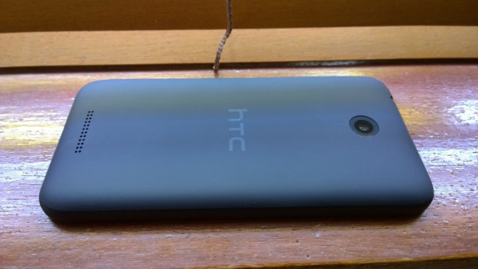 HTC Desire 510 - speaker grille and camera