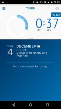 Oral-B App Calendar