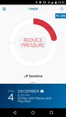 Oral-B App - reduce Pressure