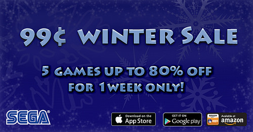 Sega - Winter - sale