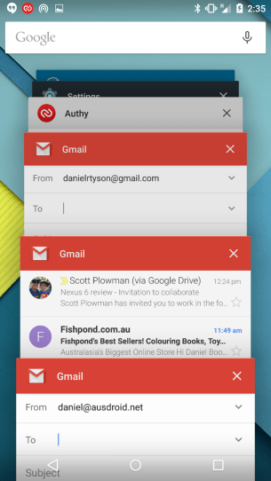 Gmail Drafts