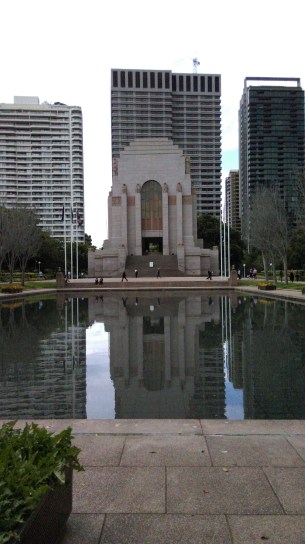 Hyde Park ANZAC Memorial - HD Shot