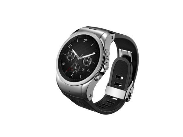 MWC 2015, LG Electronics is the first public document to 'LG Watch've vane LTE' is the product image.