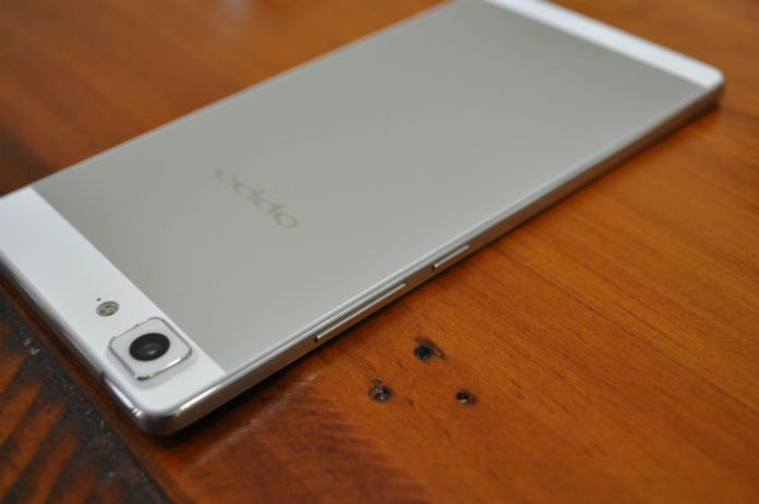 Oppo R5 Volume-Power